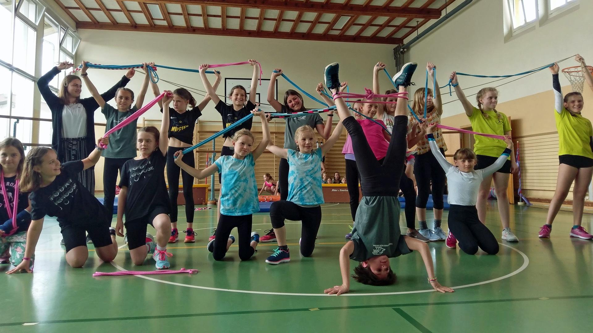 Trainingsangebot Jugend